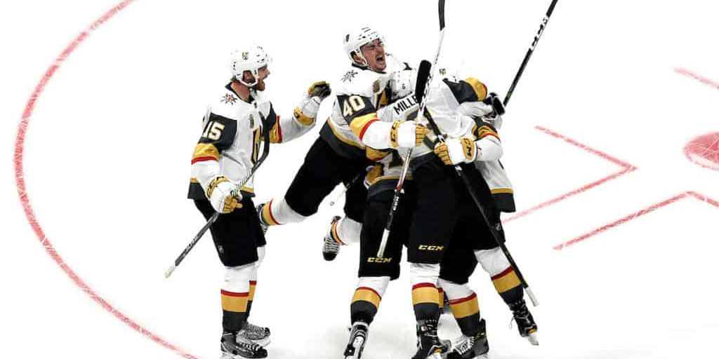 Game 1 to Stanley Cup Finals: Capturing the Vegas Golden Knights