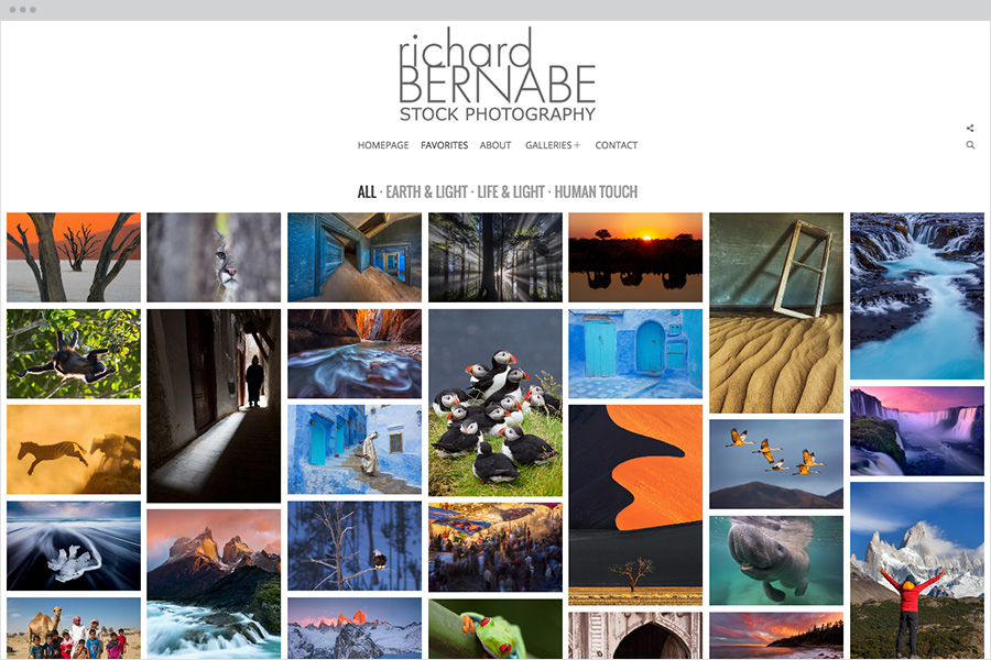 Photography Portfolio Templates PhotoShelter - Photography portfolio template