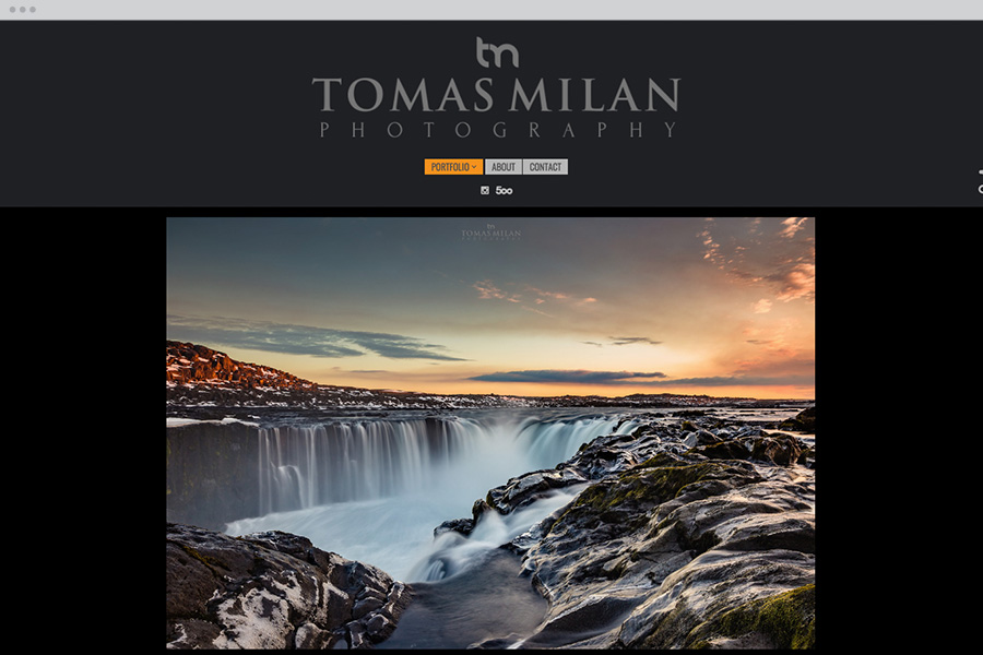 Photography portfolio templates photoshelter for Photography bio template