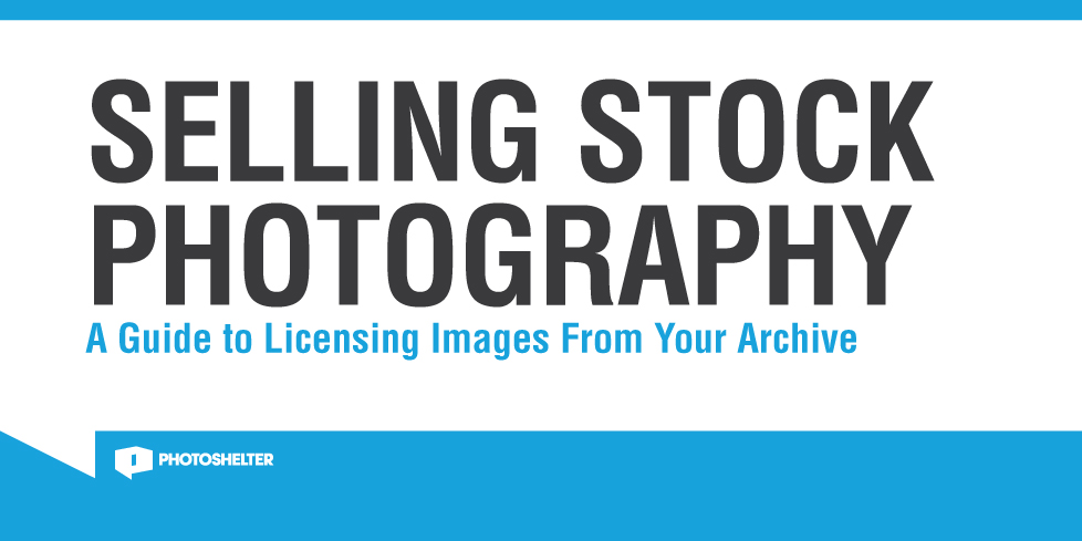 Selling Stock Photography