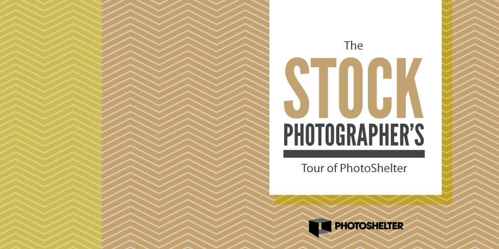 The Stock Photographer's Tour of PhotoShelter