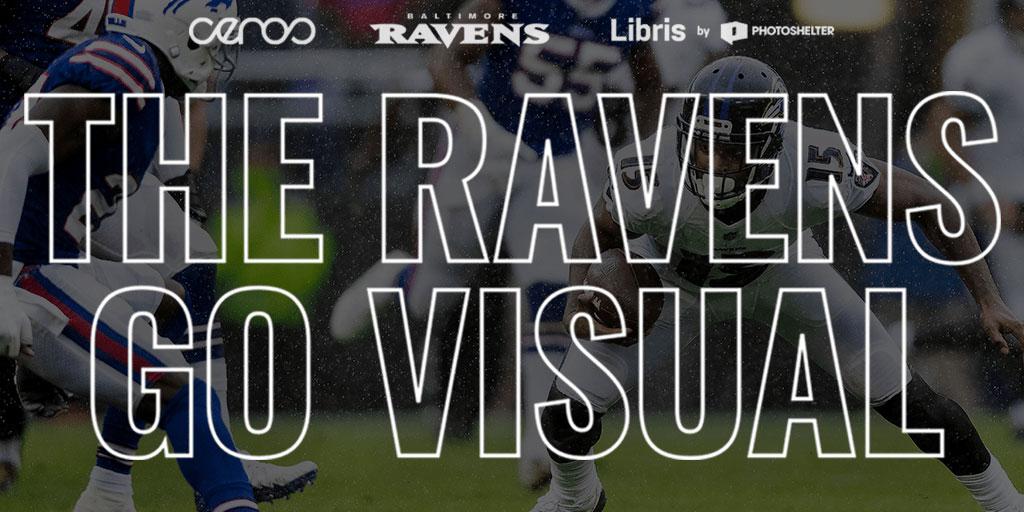 The Ravens Go Visual