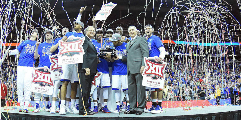 How The Big 12 Got Smarter with Their Digital Assets