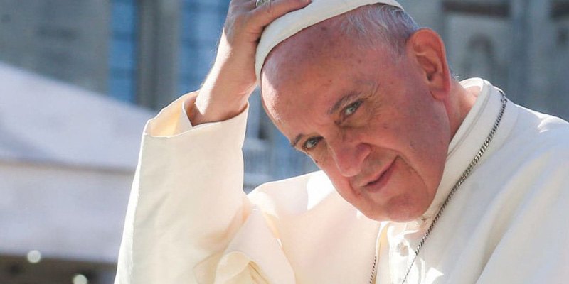 A Different Perspective on Pope Francis' Visit to Catholic University