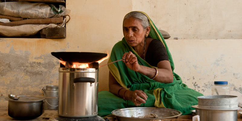 Shell and Global Alliance for Clean Cookstoves Fuel Visual Storytelling